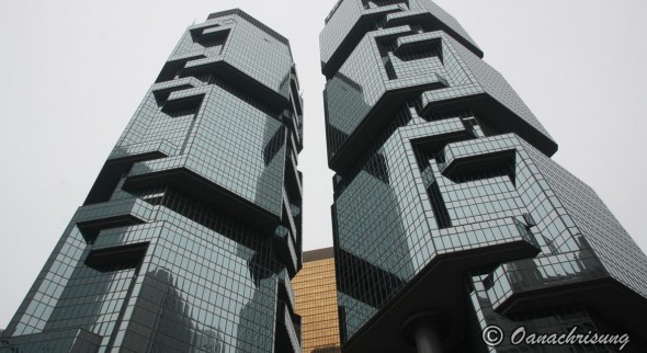 Hong Kong sky scrapers featured image