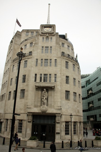BBC Building London