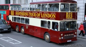 Big Bus Tours Londra