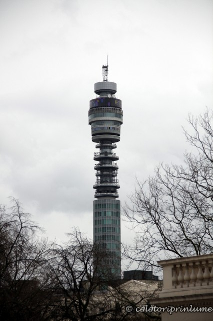 British Telecom Tower London
