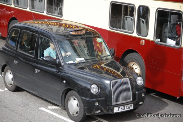 Original London cab