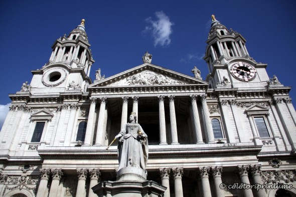 Saint Paul's Londra