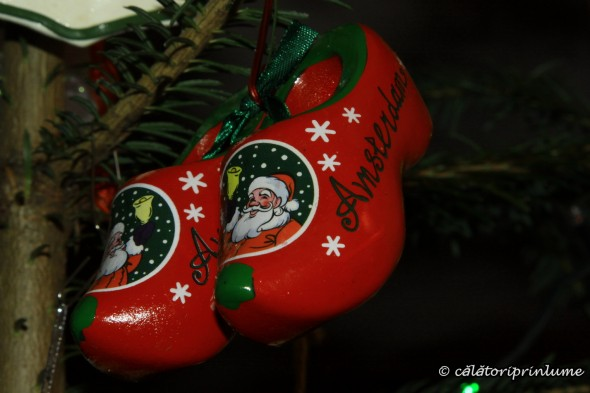 Christmas clogs