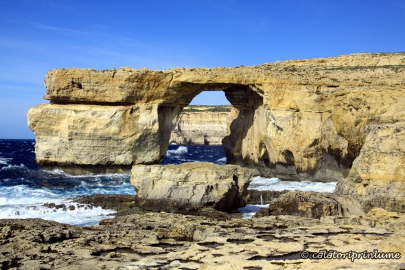 Azzure window, Dwejra Bay Gozo