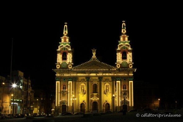 Floriana Church Malta