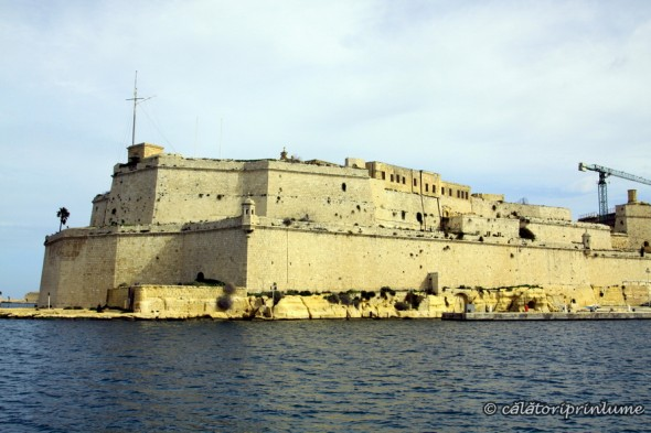 Fort St. Angello Malta