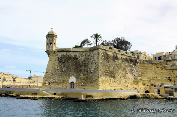 Gardiola watch tower Senglea Malta