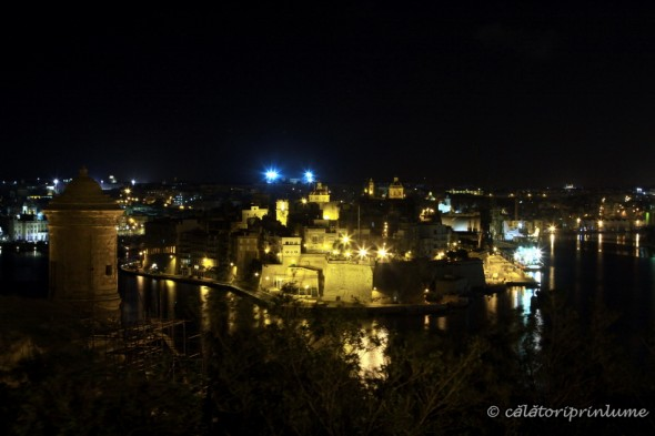 Senglea By night
