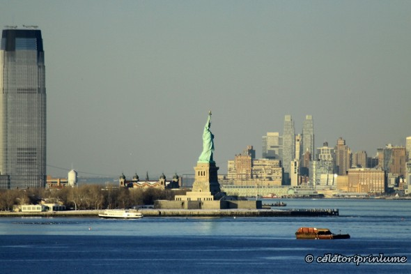The Statue of Liberty Liberty Island
