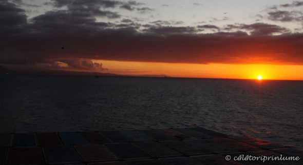 Departure Tanger Med Morocco featured image