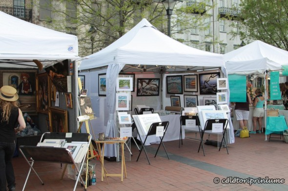 Savannah River street art festival