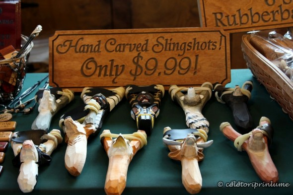 Savannah - handcraft slingshots