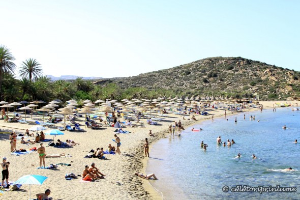 Vai Beach Crete Greece 2