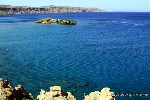 Vai Beach Crete - nice view