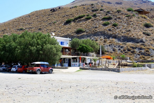 Keramiano Amoudi rooms to let - close to Preveli Crete