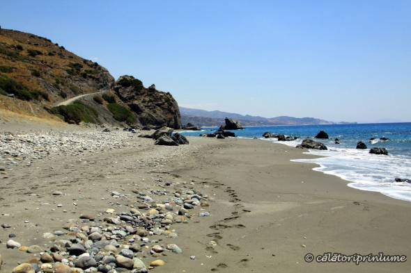 Nice Beach on the South Coast Crete 4