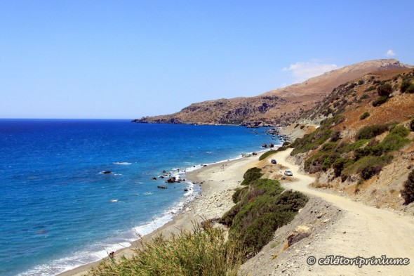Nice Beach on the South Coast Crete 5