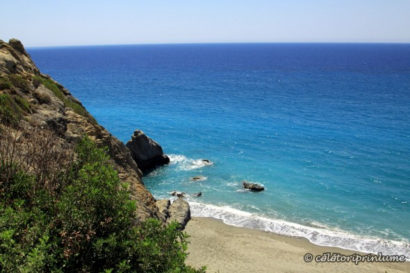 Nice Beach on the South Coast Crete 6