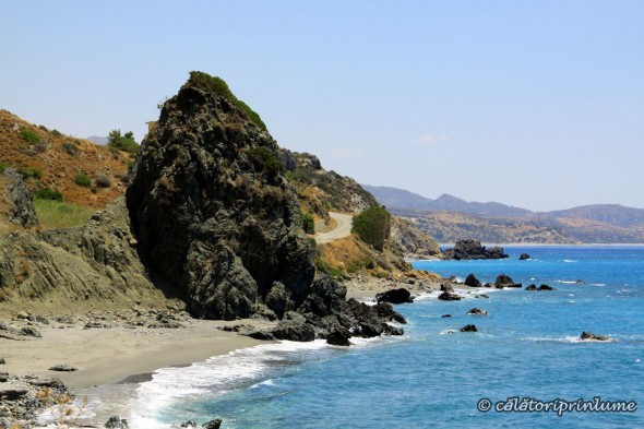 Nice Beach on the South Coast Crete 7