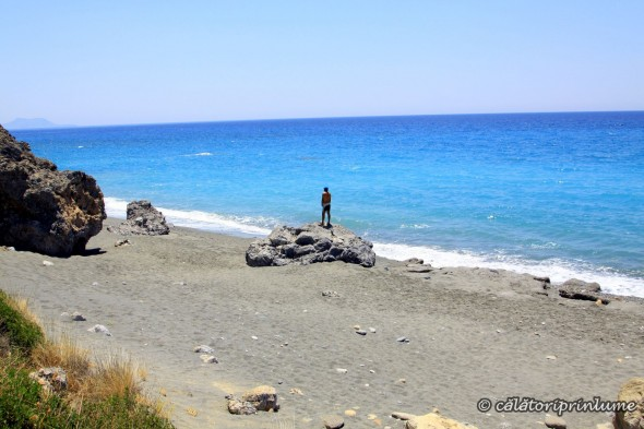 Nice Beach on the South Coast Crete 8