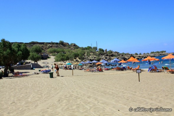 Paleochora Beach Crete