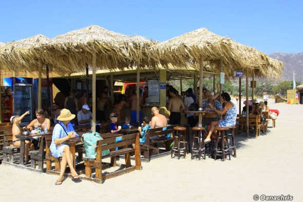 Elafonisi Beach Bar