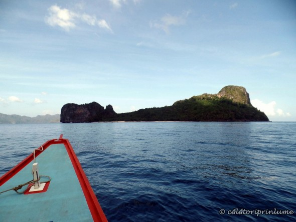 Helicopter Island, El Nido - Tour A Island Hopping