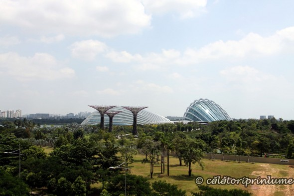 Gardens by the Bay Singapore Flower Dome and Cloud Forest